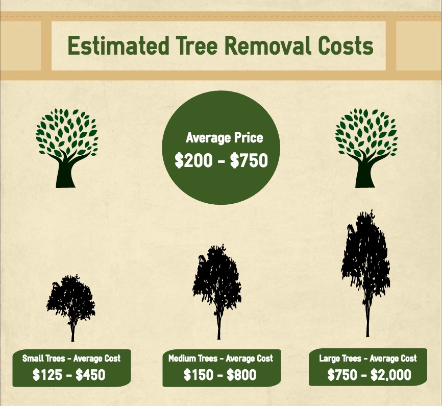 Tree Removal Cost Johns Creek